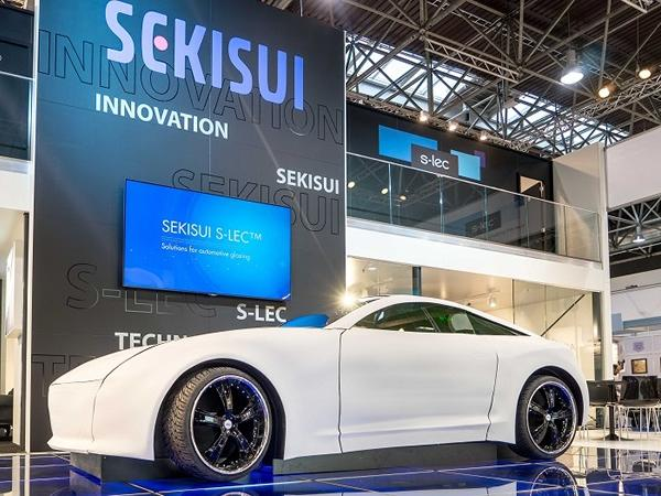 SEKISUI S-Lec B.V. at Glasstec 2018
