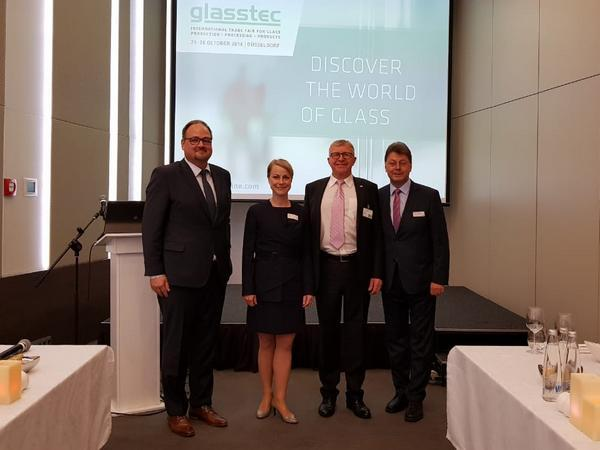 World Exhibition № 1 - «Glasstec - 2018». Presentation in Moscow