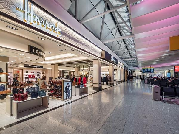 Kalwall Lets in Light to Heathrow Terminal 4