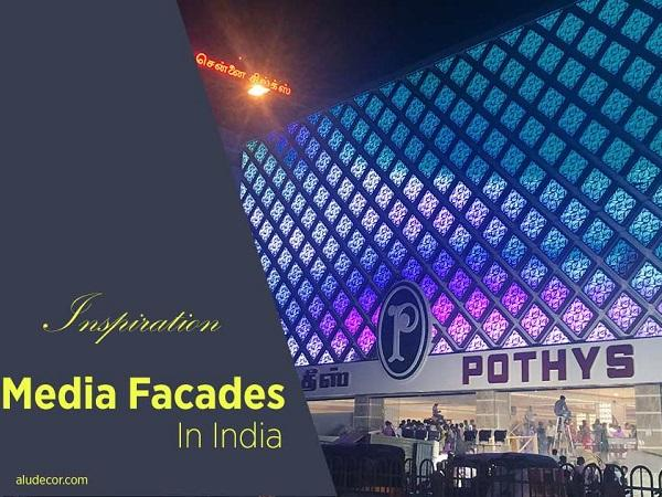 Inspiration: Media Facades in India