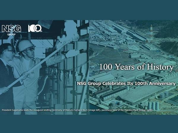 NSG Group celebrates its 100th anniversary