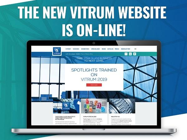Vitrum gears up for the 2019 edition with a revamped online experience