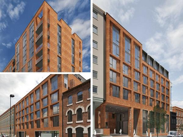 Unique awarded multi-million pound contract at Newhall Square