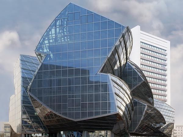 Guardian Glass Project: Frank O. Gehry Building