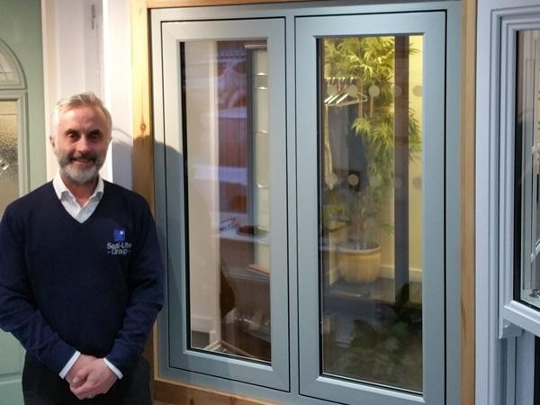 Seal-Lite switches to fabrication of the Flush Casement Window from Swish