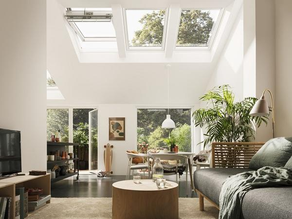 A VELUX sponsored guide focusing on making homes healthier