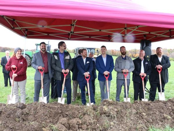 Breaking Ground in Eldon, MO | Quaker Windows & Doors