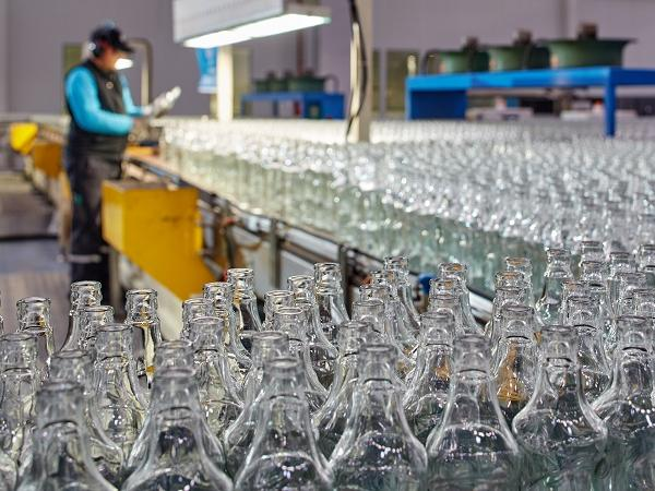 Şişecam Group's glass packaging production capacity in Turkey reaches 1.2 million ton