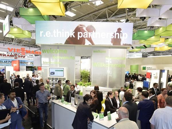 Intersolar Europe 2018 is fully booked: a clear indication of the global market upswing