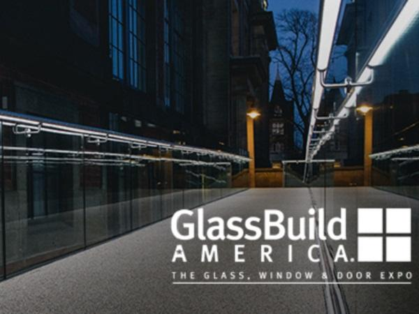 LED handrail system premiere at GlassBuild America | Q-railing