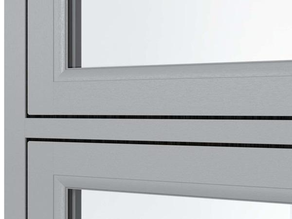 Liniar Refine Flush Sash Windows