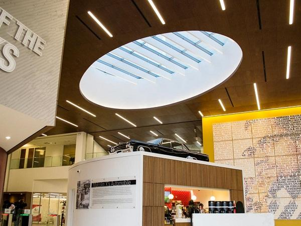 Malcolm X College Skylight | Acurlite Structural Skylights Inc.