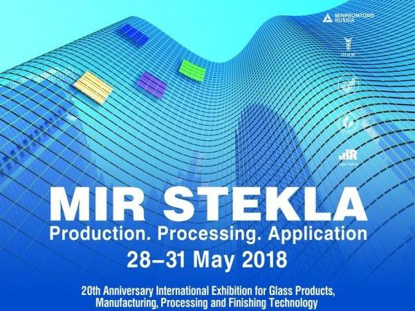 Parkinson-Spencer Refractories at Mir Stekla 2018