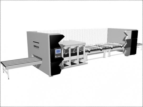 New Process Addition to the Burkle Glass Lamination Line