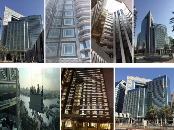 Koltay Façades: Rotana is almost completed