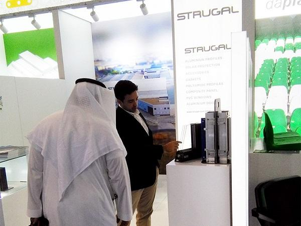 STRUGAL participates as Exhibitor at The Big 5