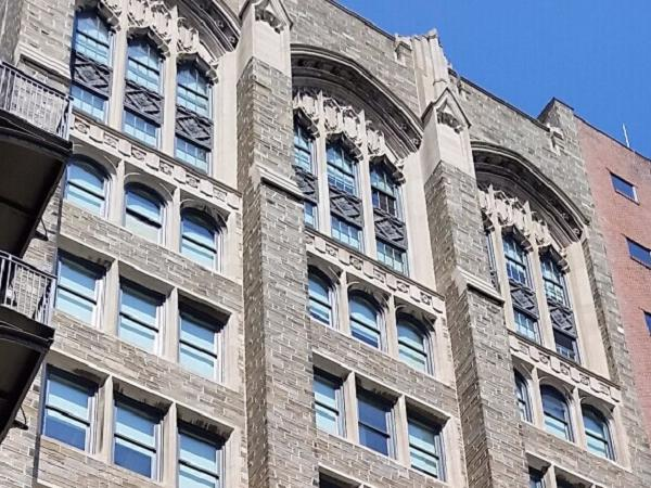 Conwell & Carnell Halls Get Facelift