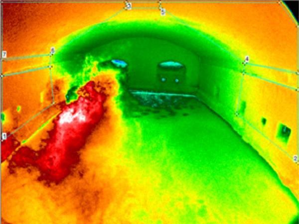 AMETEK Land to Present on In-Furnace Thermal Surveys at 80th