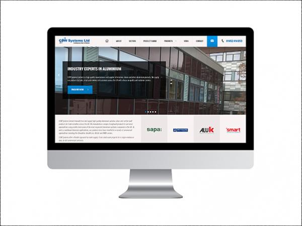 CDW Systems go live with brand-new website