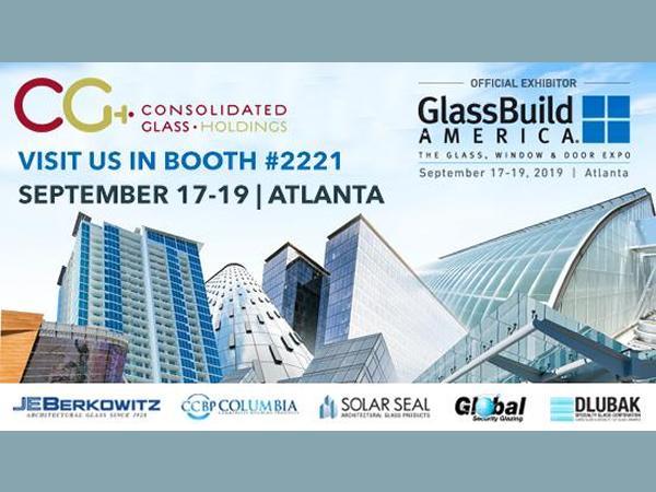 Visit CGH at GlassBuild America