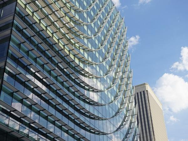 Castellana 77 A Sustainable Building With A Guardian Glass