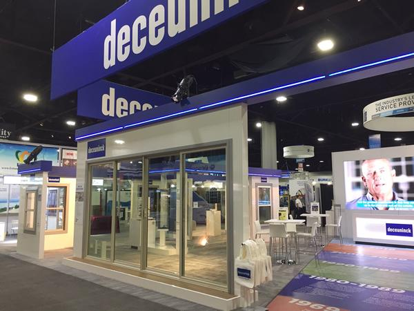 Deceuninck North America to mark 50th year at GlassBuild with new high-performance window and door systems and its vision for the future