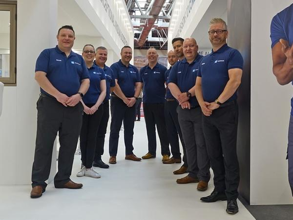 Under the hashtag #ComeAlong, the profine UK team had invited to visit the stand at the FIT Show 2019.