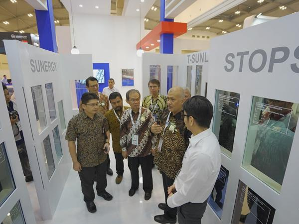 3,500 visitors from 16 countries gathered at Glasstech Asia 2019 in Jakarta