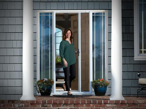 Andersen Expands LuminAire® Retractable Screen Door Availability to Authorized Dealers