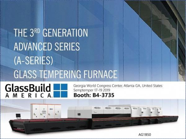 GlassBuild Display Innovations from HHH Tempering Resources and North Glass
