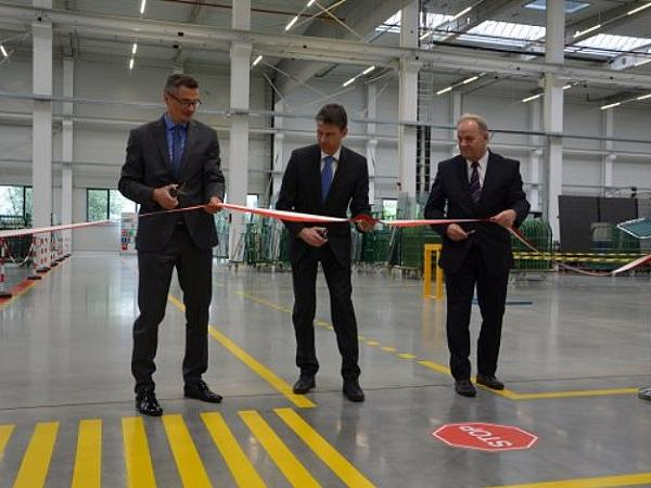 Pilkington IGP in Poland opens new plant in Bialystok