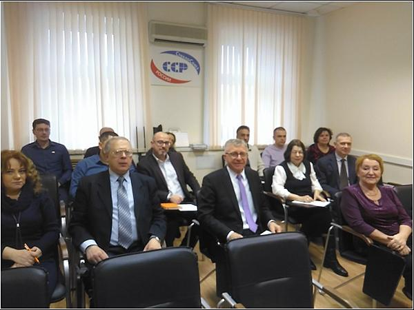 The results of the meeting of the Working Group on industrial processing