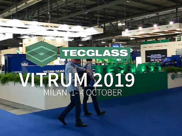 Vitrum 2019, a big success for Tecglass and the Fenzi Group