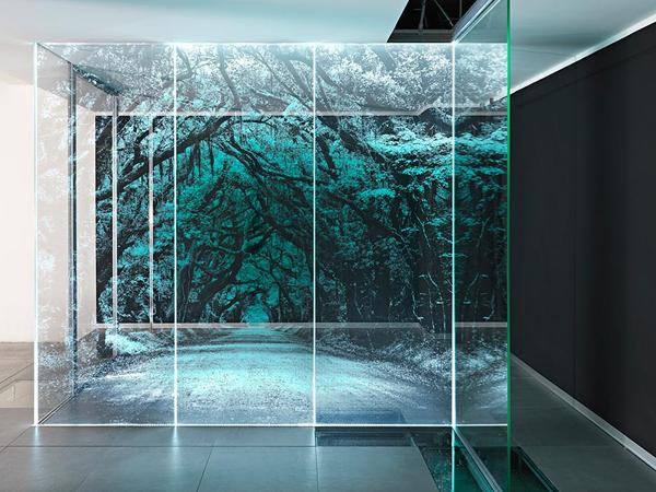 The best of glass with LED lighting and its technology | VetroIN |  glassonweb.com