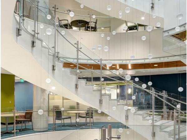 3-D Laser Technology Brings Field-Accurate Dimensions to Commercial Railing Systems