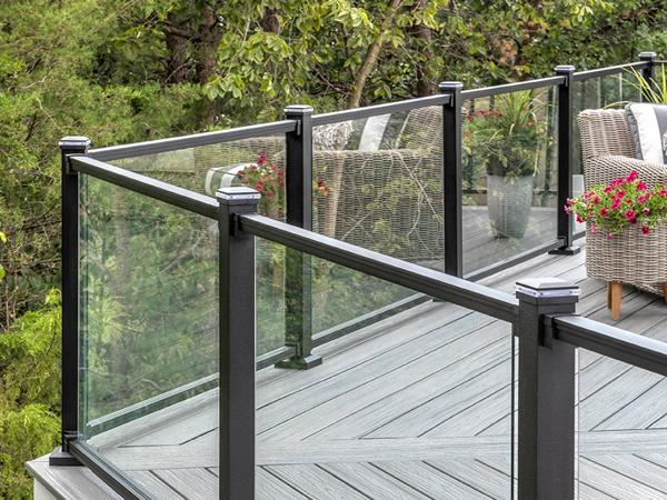 Trex Expands Its Railing Roster With Premium Glass And Mesh Designs, Plus Easy-To-Install Panels And Kits