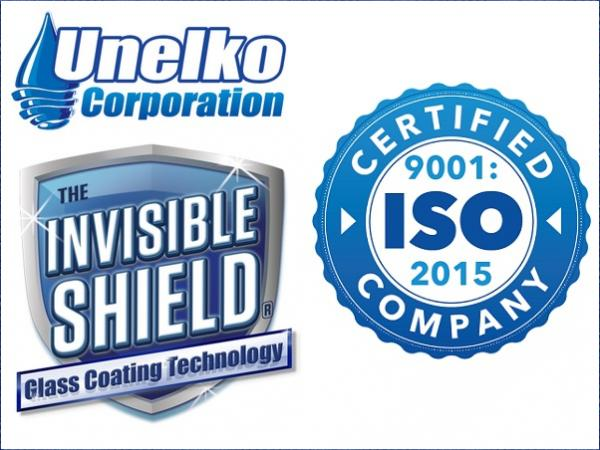 Unelko Corporation is Awarded ISO 9001:2015 Certification