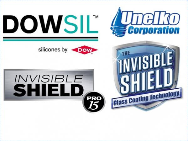 Unelko's Invisible Shield® PRO 15 Glass Coating is Put Through Rigorous Testing and Passes with Flying Colors by DowSil