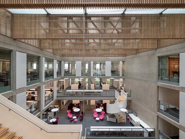 Indeglas Project: Bayes Centre - University of Edinburgh