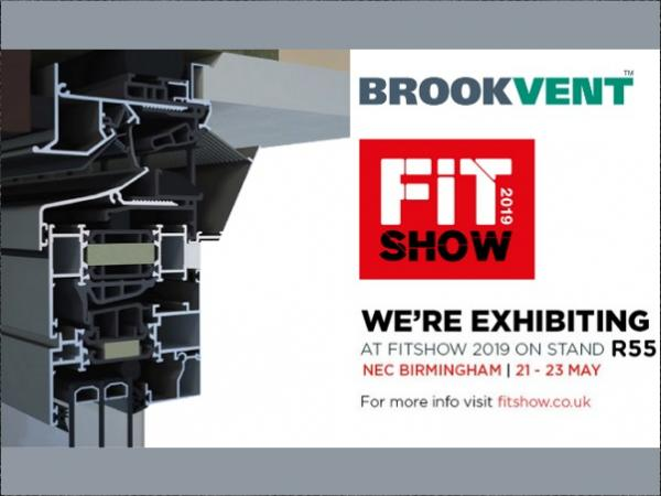 Brookvent to showcase new specialist acoustic window vent range