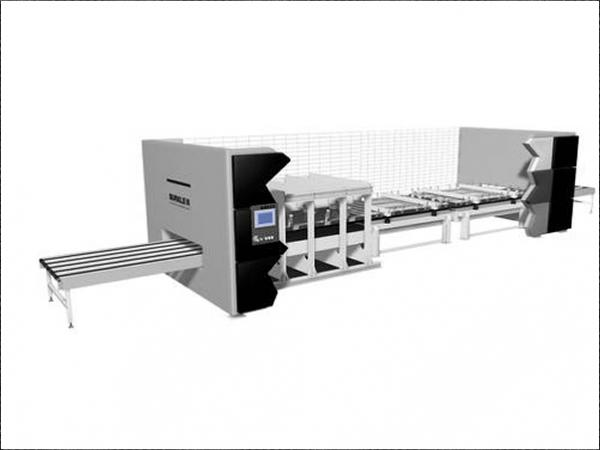Bürkle partners with PGT Innovations on a Bürkle easy-lam IFL – Flatpress lamination system