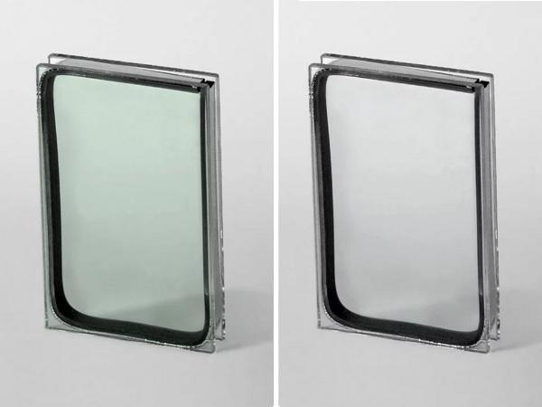 Solarban® 70XL Glass on Clear Glass (left) and Solarban® 72 on Acuity™ Low Iron Glass (right)