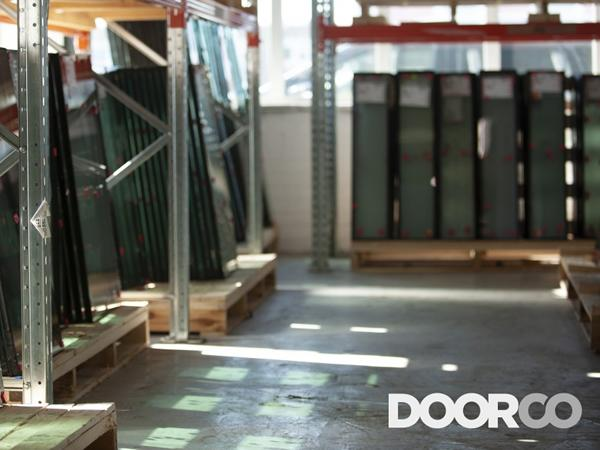Doorco Boosts Standard Glass Ranges