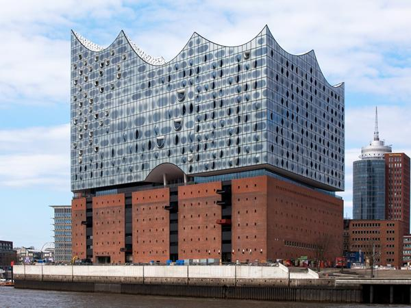 Guardian Glass Project: Elbphilharmonie