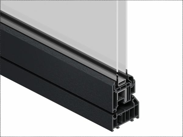 Eurocell makes it a full house for Logik with new Flush Sash range