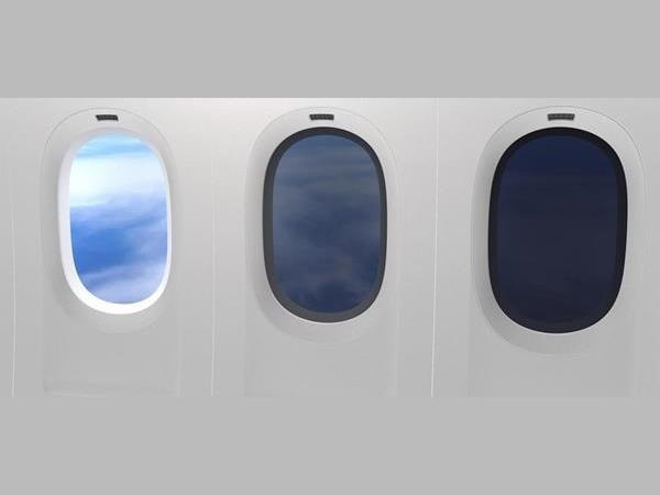 Gentex Dimmable Windows for Boeing 777X