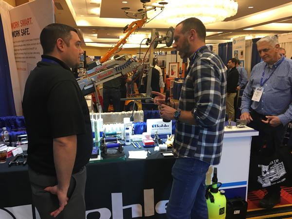 Bohle America at Glass Expo Northeast