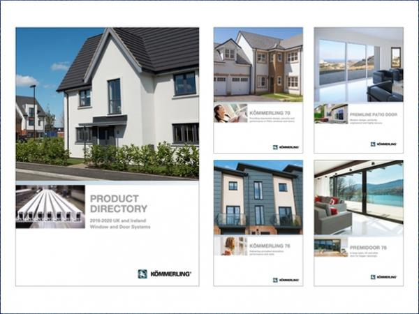 KOMMERLING's New Brochure Portfolio