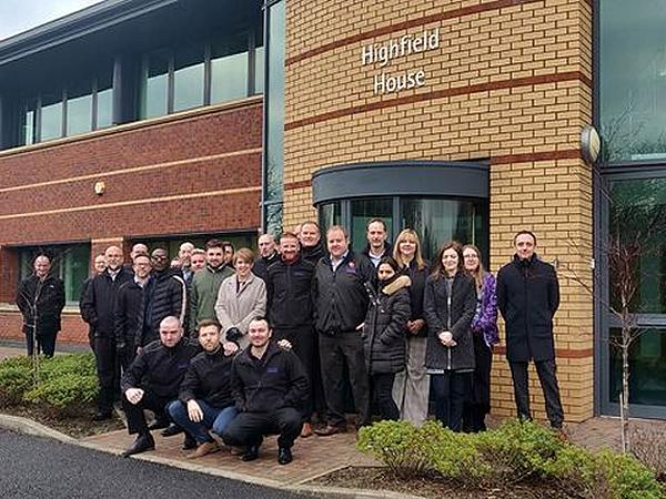 New premises for Lindner in the UK