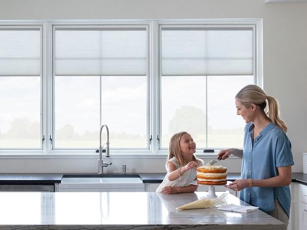 Pella's New Wood Window and Patio Door Line Delivers Solutions for Real Life